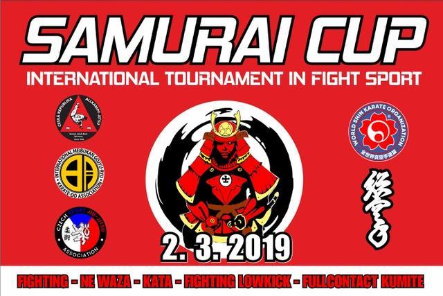 SAMURAI CUP 2019